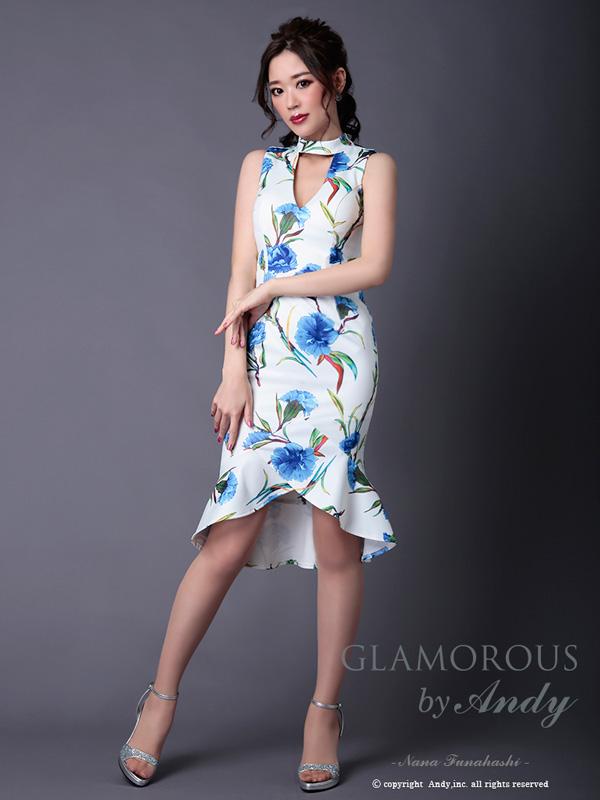 Andy GLAMOROUS ドレス GMS-V510 ワンピース ミニドレス Andy グラマラスドレス クラブ キャバ ドレス パーティードレス