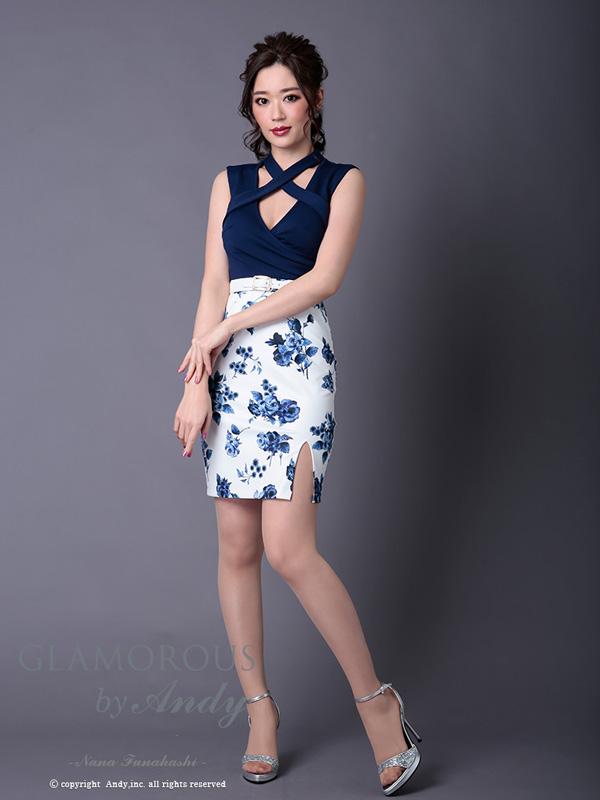 GLAMOROUS ドレス GMS-V507 ワンピース ミニドレス Andyドレス グラマラスドレス クラブ キャバ ドレス パーティードレス DREMO13 掲載商品