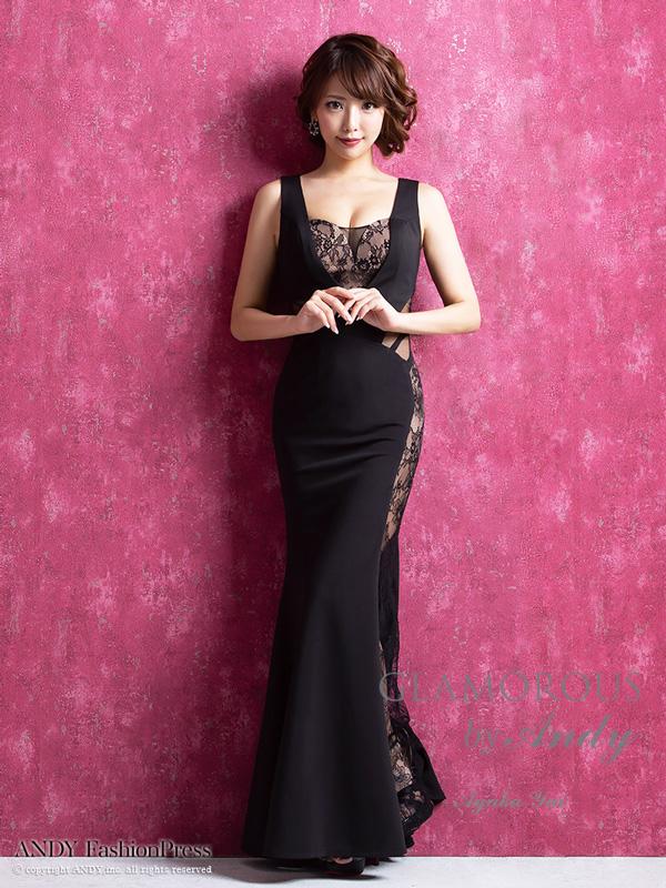GLAMOROUS ドレス GMS-V544 ワンピース ミニドレス Andyドレス グラマラスドレス クラブ キャバ ドレス パーティードレス