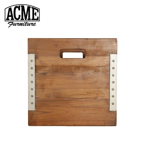 ACME Furniture アクメファニチャー TROY BOX L トロイ ボックス 幅31.5×高さ31.5cm【送料無料】