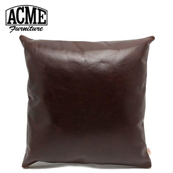 アクメファニチャー ACME Furniture CUSHION SUMATRA レザークッション スマトラ 40×40cm【送料無料】
