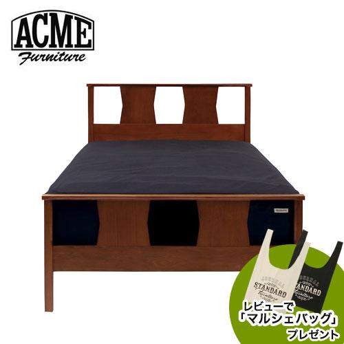 ACME Furniture ACME BROOKS BED S【3個口】 ブルックス ベッドフレーム シングル【送料無料】