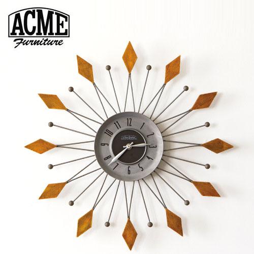 ACME Furniture アクメファニチャー BETHEL CLOCK ベゼルクロック  クロック 時計 掛け時計【送料無料】