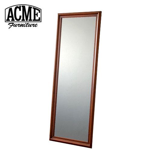 アクメファニチャー ACME Furniture FRESNO MIRROR BR フレスノ ミラー ブラウン 家具 ミラー 鏡【送料無料】