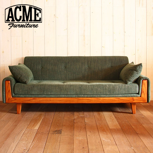 ACME Furniture アクメファニチャー WINDAN SOFA W1900 アッショマ グリーン ウィンダン ソファ W1900 アッショマ ネイビー 幅190cm ソファ ソファー 2.5人掛け 3人掛け【送料無料】
