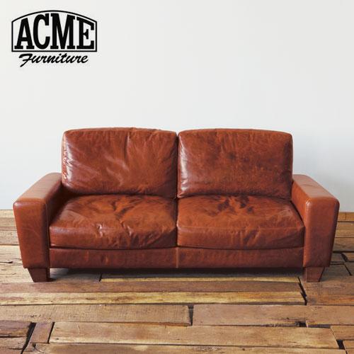 アクメファニチャー 【公式ストア】 家具 ソファ 3人掛け レザー ACME Furniture アクメファニチャー FRESNO SOFA 3P フレスノ ソファ 3P 幅190cm B008RDZUDO