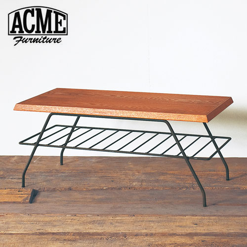 ACME Furniture アクメファニチャー BELLS FACTORY COFFEE TABLE S ベルズファクトリー コーヒーテーブル スモール 幅90cm B00A31R2EI【送料無料】