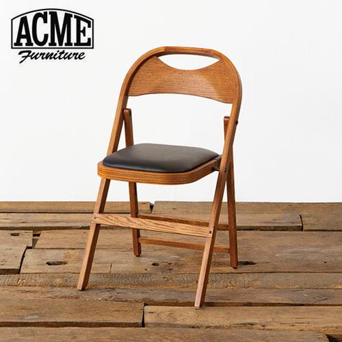 ACME Furniture アクメファニチャー CULVER CHAIR カルバー 折り畳みチェア B00A31R2KW【送料無料】
