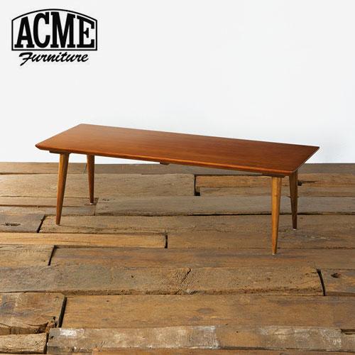ACME Furniture CARDIFF COFFEE TABLE WALNUT 123.5cm【2個口】 カーディフ コーヒーテーブル【送料無料】【S2】