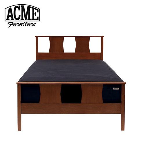 ACME Furniture BROOKS BED SEMI-DOUBLE【3個口】 ブルックス ベッドフレーム