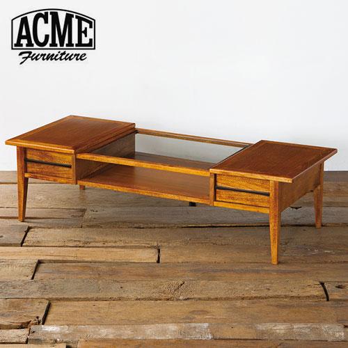 ACME Furniture アクメファニチャー JETTY COFFEE TABLE ジェティー コーヒーテーブル 幅135cm【送料無料】