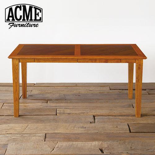 ACME Furniture アクメファニチャー WARNER DINING TABLE STANDARD ワーナー ダイニングテーブル スタンダード 160cm テーブル ダイニングテーブル