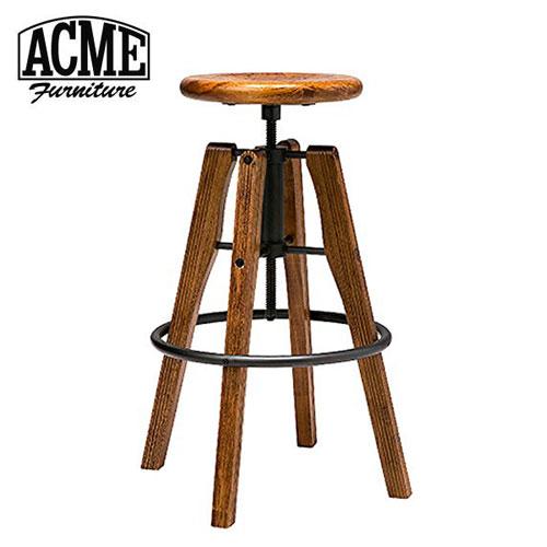 ACME Furniture アクメファニチャー IRVIN HIGH STOOL アービン ハイスツール スツール 椅子 いす【送料無料】