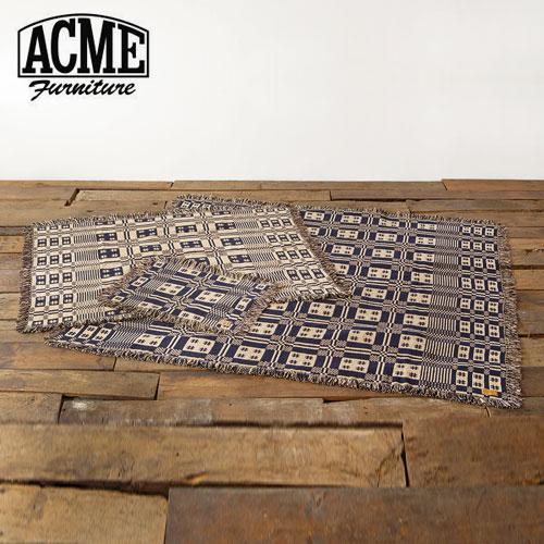 ACME Furniture アクメファニチャー OVERSHOT RUG IV/NV 200*200 オーバーショット ラグ マット【送料無料】