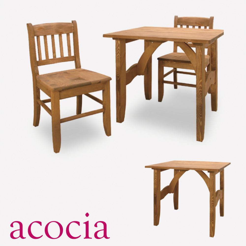 テーブル ダイニングテーブル 木製 W75×D75×H70 ダイニングテーブル正方形 【ダイニングチェア セール】 【皮ソファー 革 半額】 cafe カフェ おしゃれ モデルルーム 北欧 ボタニカル 【父の日特集】