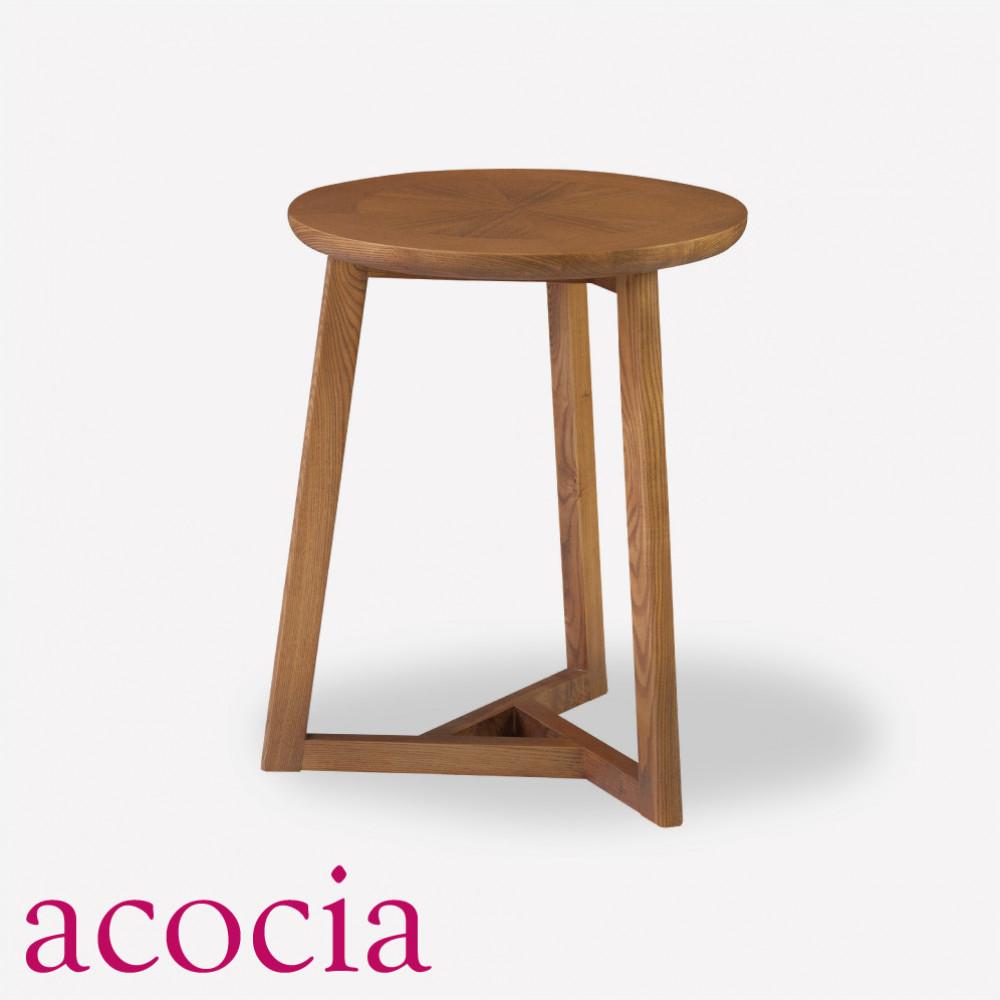 おしゃれ 【本革 高級ソファー セール】 【ダイニングチェア セール】 【ベランダ アウトドア】 テーブル サイドテーブル 木製 W40×D40×H50 サイドテーブル cafe カフェ サロン