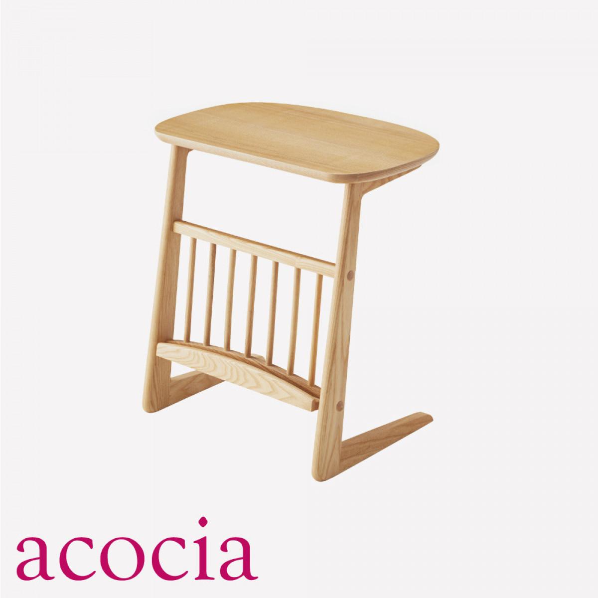 【ダイニングチェア セール】 おしゃれ 北欧 【ソファー セール】 テーブル サイドテーブル 木製 W55×D39×H55 ヘンリー ワイドサイドテーブル cafe カフェ モデルルーム 【ダイニングベンチ セール】