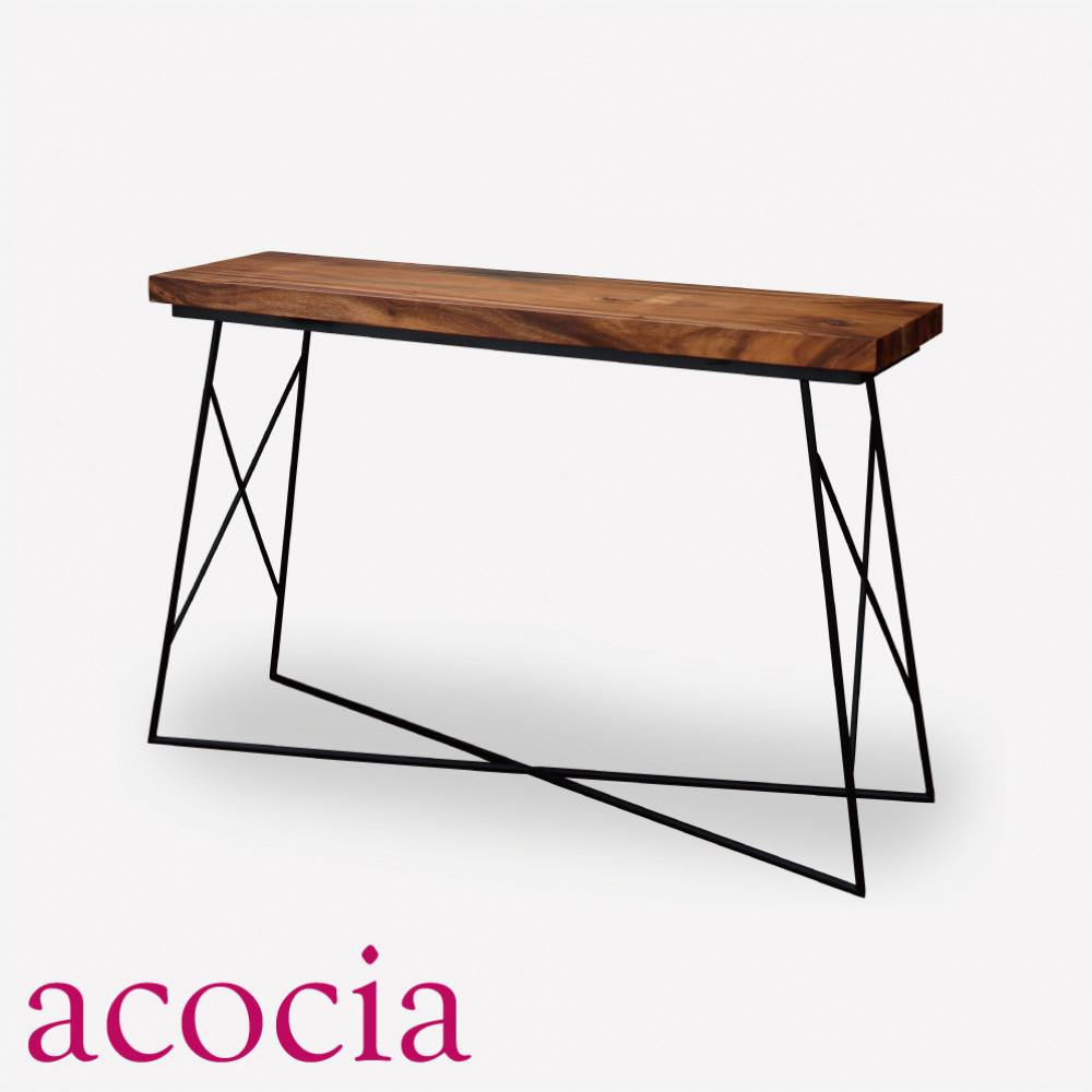 【ダイニング 半額セール】 【ソファー半額セール】 インダストリアル テーブル カウンターテーブル 木製 W140×D40×H85 カウンターテーブル 男前インテリア おしゃれ 流行