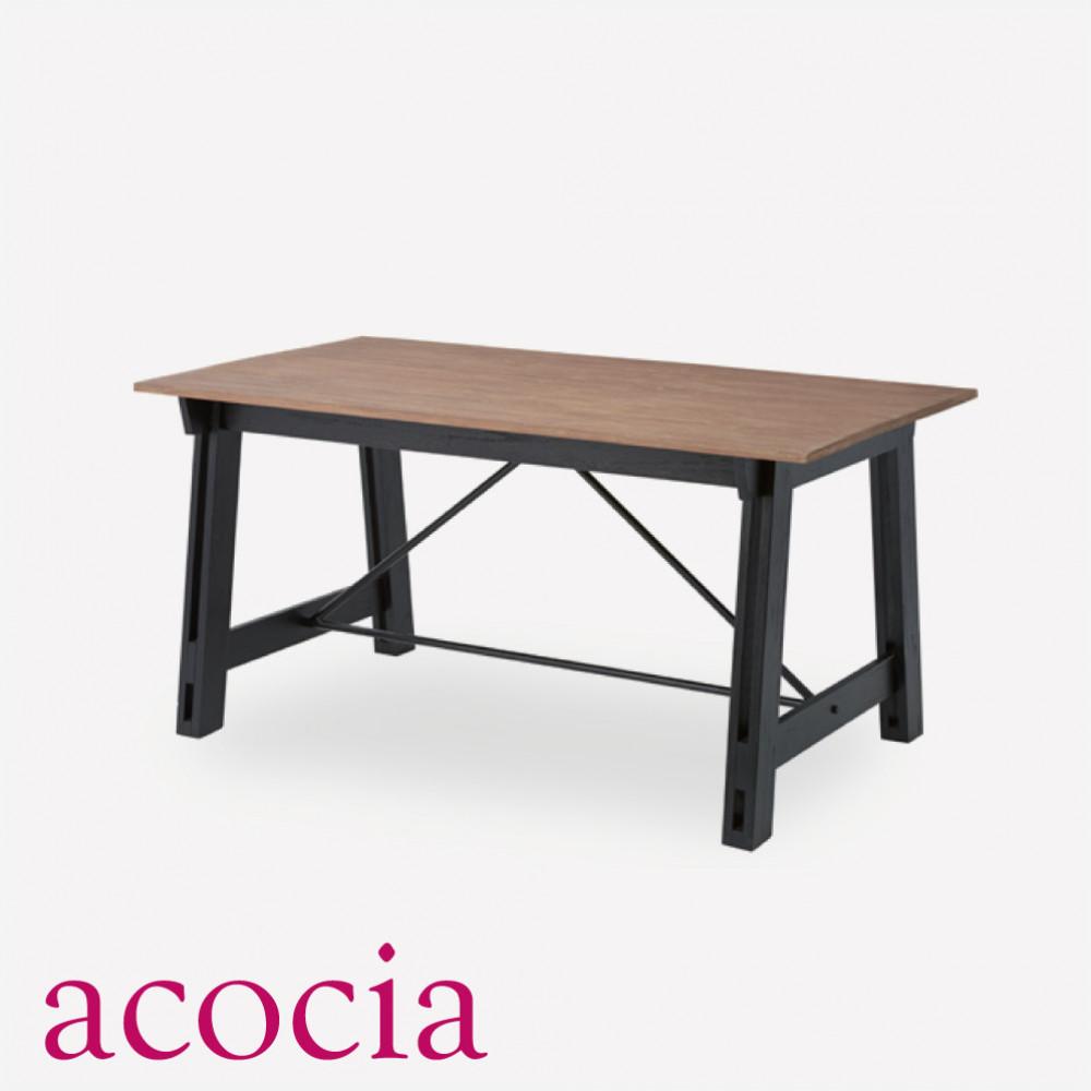 【ダイニング 半額セール】 【ソファー半額セール】 インダストリアル テーブル ダイニングテーブル 木製 W150×D80×H72 ダイニングテーブル 男前インテリア おしゃれ 流行