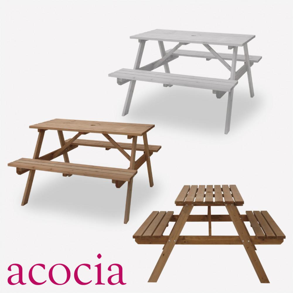 北欧 インダストリアル テーブル ダイニングテーブル 木製 W120×D135×H75.5×SH45cm テーブル&ベンチW120 【ダイニングチェア セール】 【皮ソファー 革 半額】 cafe カフェ おしゃれ モデルルーム ボタニカル