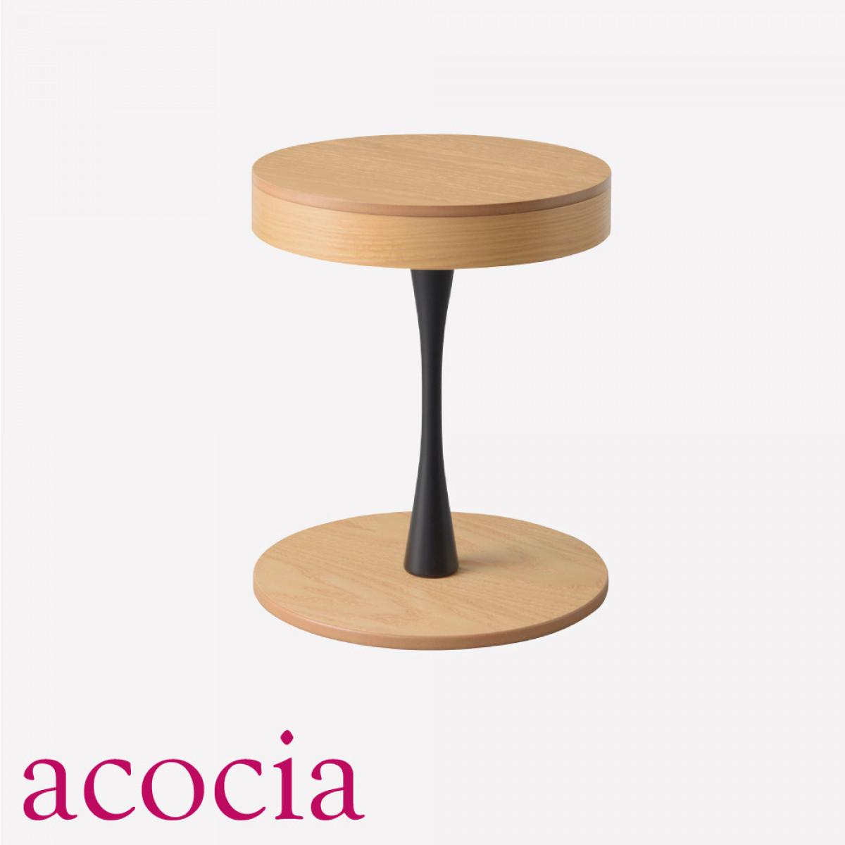 おしゃれ 【本革 高級ソファー セール】 【ダイニングチェア セール】 【ベランダ アウトドア】 テーブル サイドテーブル 木製 W40×D40×H49 サイドテーブル cafe カフェ サロン