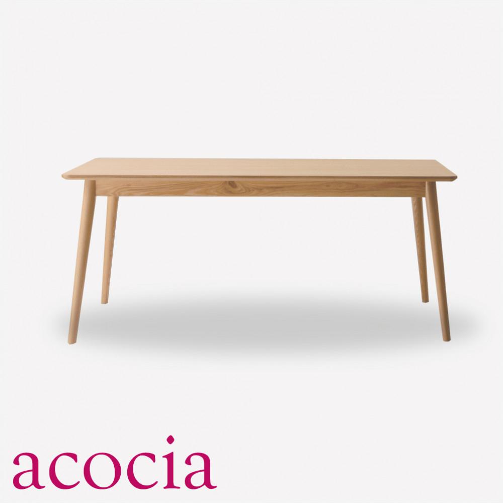 【ダイニングチェア セール】 おしゃれ 北欧 【ソファー セール】 テーブル ダイニングテーブル 木製 W160×D75×H69 リズ ダイニングテーブル cafe カフェ モデルルーム 【ダイニングベンチ セール】
