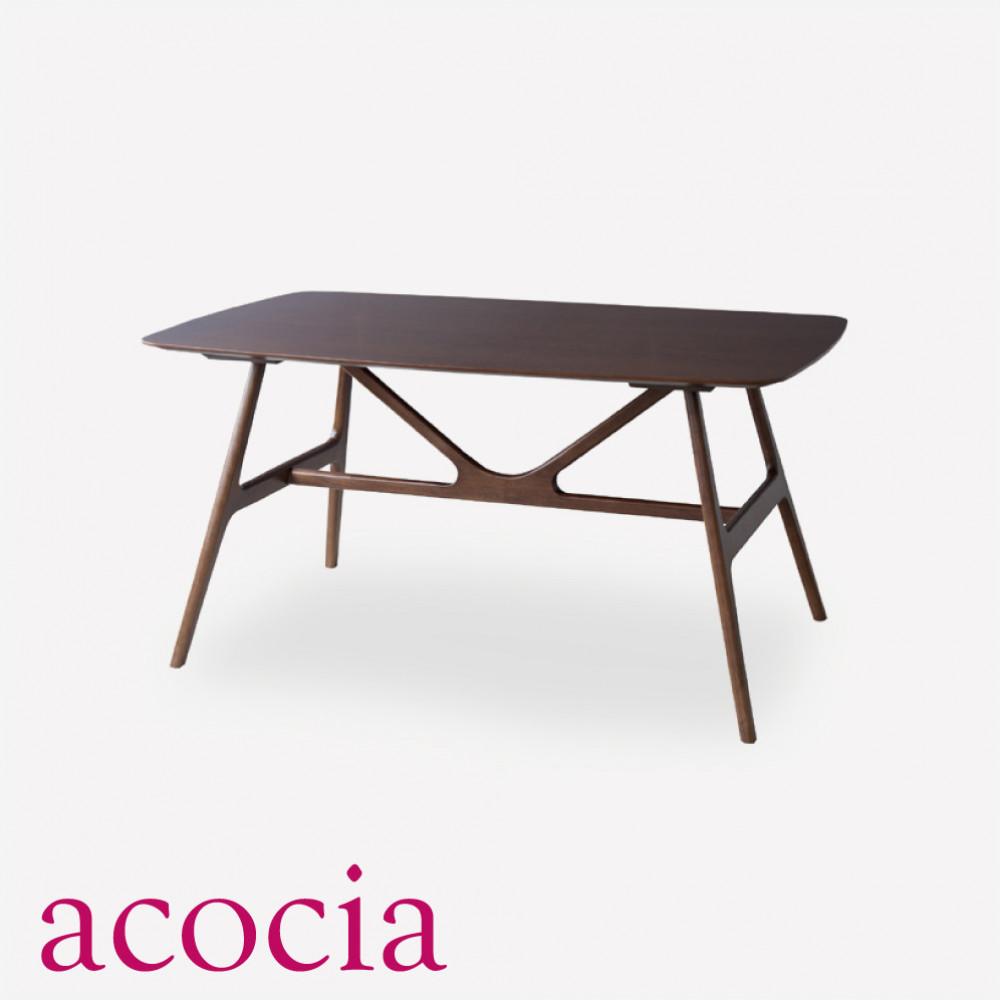 おしゃれ 【本革 高級ソファー セール】 【ダイニングチェア セール】 【ベランダ アウトドア】 テーブル ダイニングテーブル 木製 W150×D90×H74 オスカー ダイニングテーブル cafe カフェ サロン