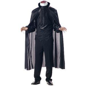 衣装 コスチューム 首無し男 大人用 コスチュームハロウィン 衣装・コスチューム