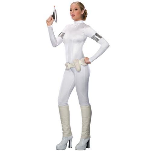 スターウォーズ 女性 コスプレ コスチューム ルービーズ パドメ・アミダラ 衣装 仮装 SF 映画 女王