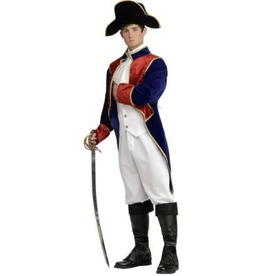 ナポレオン 衣装 コスプレ コスチューム 大人 男性向け メンズ フランス 中世 ヨーロッパ 貴族 仮装 グッズ