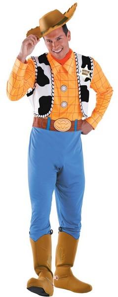 トイストーリー コスチューム ウッディー コスプレ 大人 ディズニー キャラクター 男性 仮装 衣装