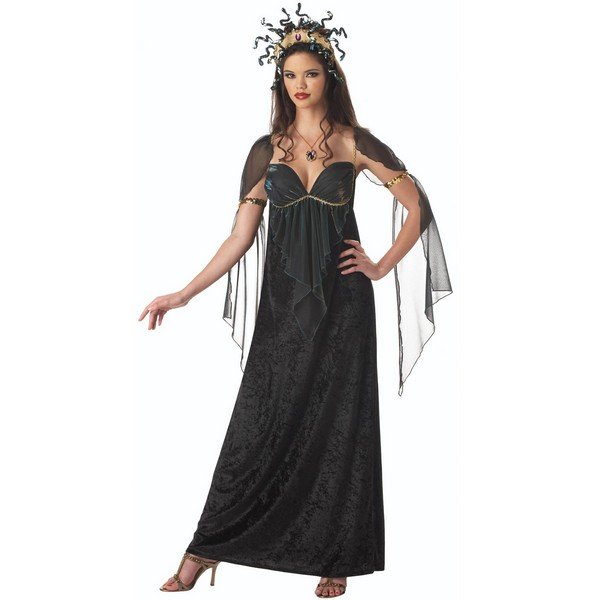 衣装 神話のメドゥーサ エリートコレクション 大人用コスチューム