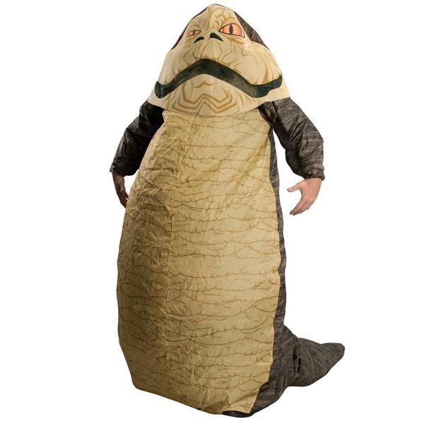ジャバザハット 着ぐるみ スターウォーズ コスチューム ルービーズ コスプレ 衣装 膨らむ ジャバ・ザ・ハット 大人 男性用