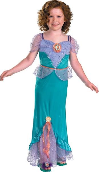 ディズニー コスチューム 子供 リトルマーメイド 衣装 コスプレ プリンセス アリエル リトルマーメード