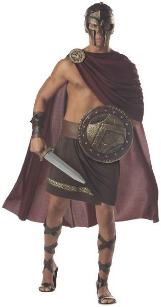ギリシャ ギリシア 古代 ハロウィン 衣装 古代 スパルタン勇士 大人用コスチューム神話 パルテノ メデューサ