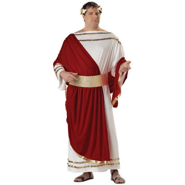 トーガ テルマエ ローマ皇帝 大人用プラス コスチューム大きいサイズ