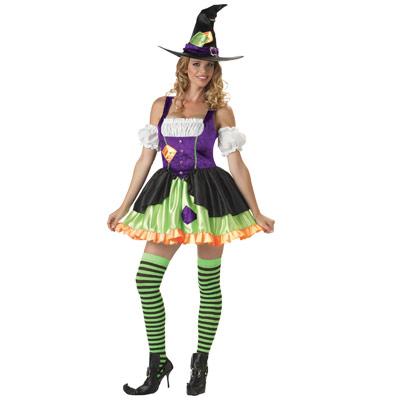 魔女 魔法使い ハロウィン コスプレ衣装 結婚式 二次会 演出 ハロウィン コスチューム