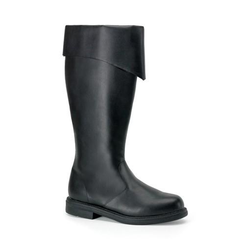 ハロウィン 雑貨 グッズ プリーザー社製 キャプテン風男性用ブーツ ブラックハロウィン 雑貨 グッズ