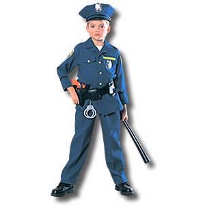 衣装 キッズ 子供 警官 コスプレ コスチューム