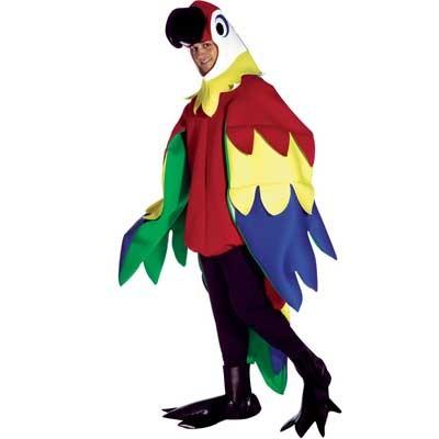 インコ オウムハロウィン・コスチューム鳥のコスプレ衣装 着ぐるみ 大人用コスチューム パーティー 結婚式二次会 演出