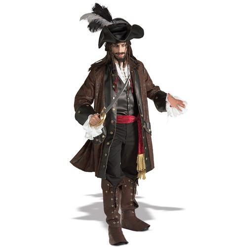 カリブの海賊 衣装 コスプレ コスチューム Grand Heritage 大人 男性用 ハロウィン