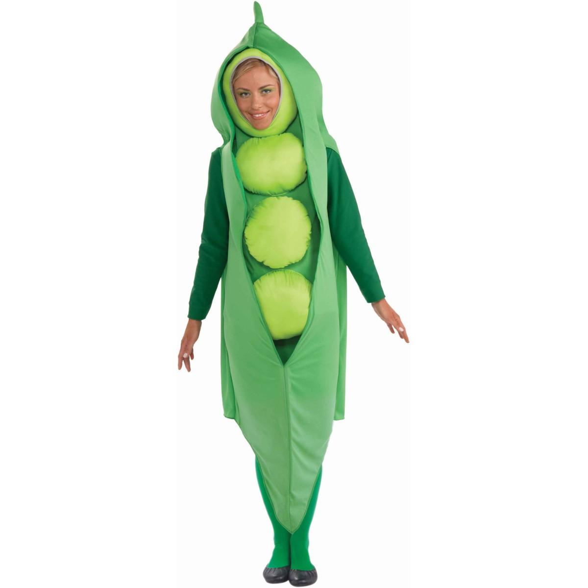 さやえんどう 枝豆 コスプレ 衣装 コスチューム 着ぐるみ 食べ物 野菜 おもしろいコスチューム 大人用 男女兼用
