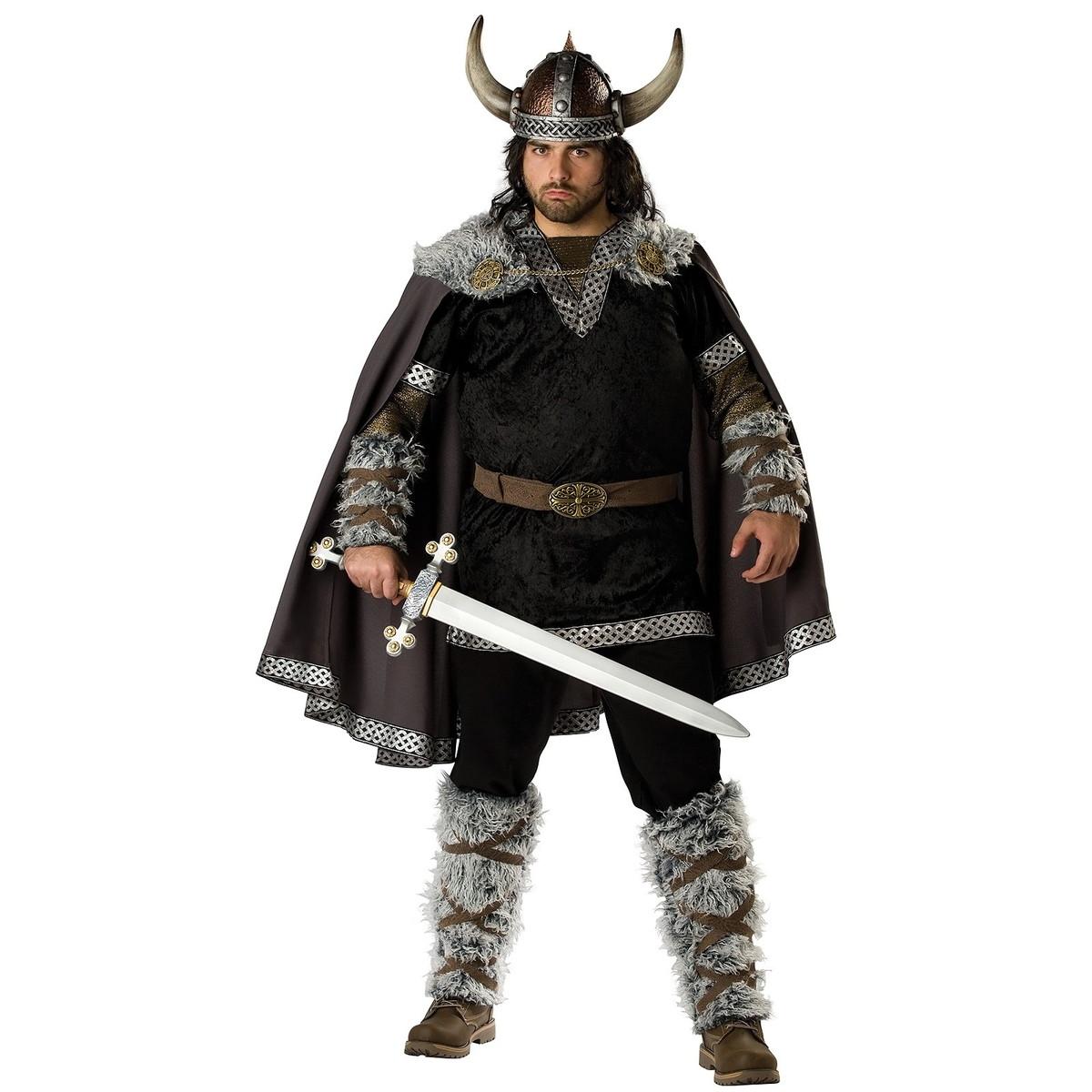 バイキング戦士 衣装 コスプレ コスチューム 大人用 大きいサイズ ハロウィン 仮装