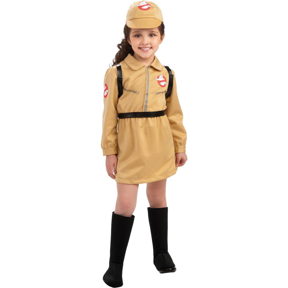 お化け オバケ ゴーストバスターズ衣装 屋敷 ゲーム 子供用コスチューム