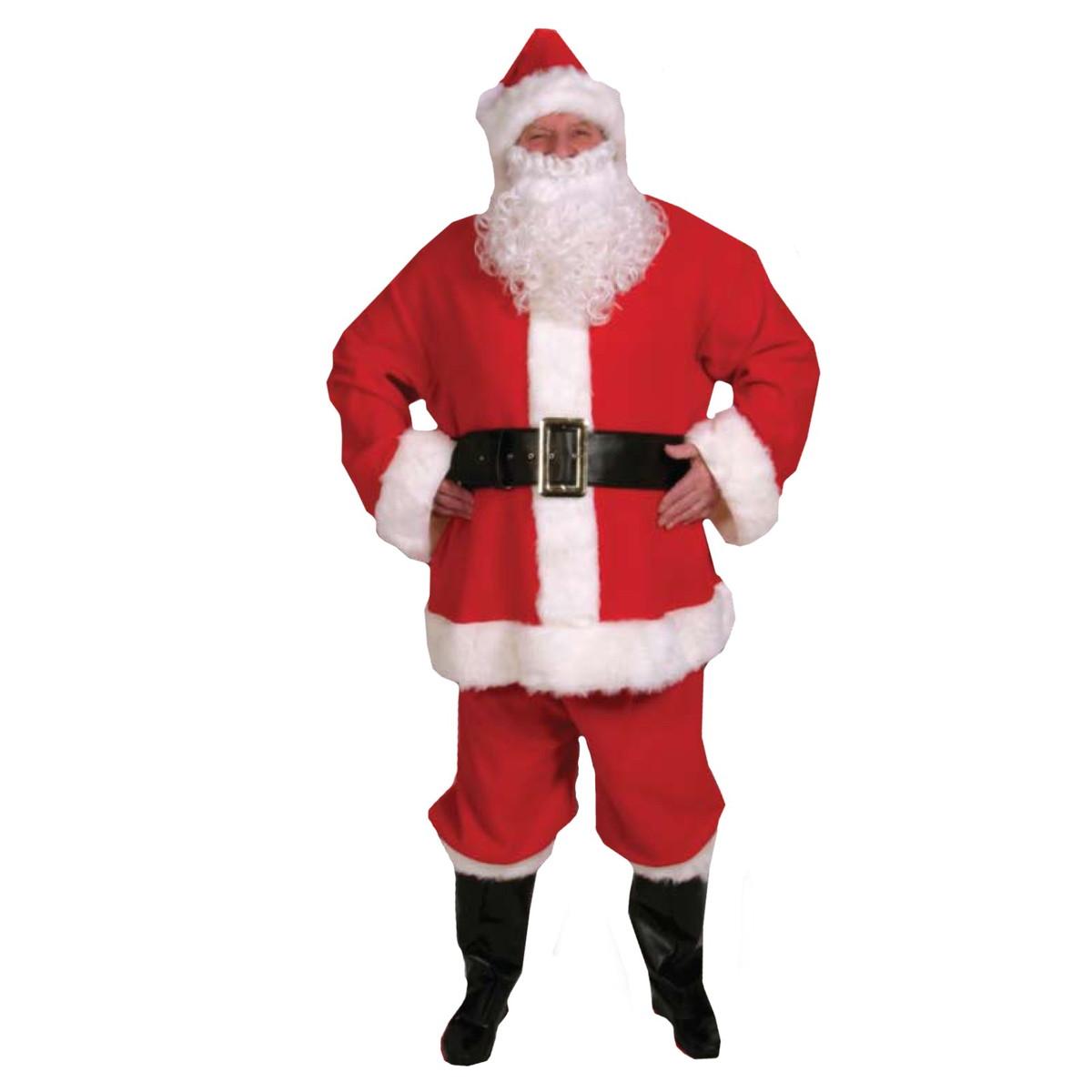 サンタ 衣装 メンズ サンタクロース 衣装 エコノミーサンタスーツ 大人用コスチュームハロウィン 衣装・コスチューム