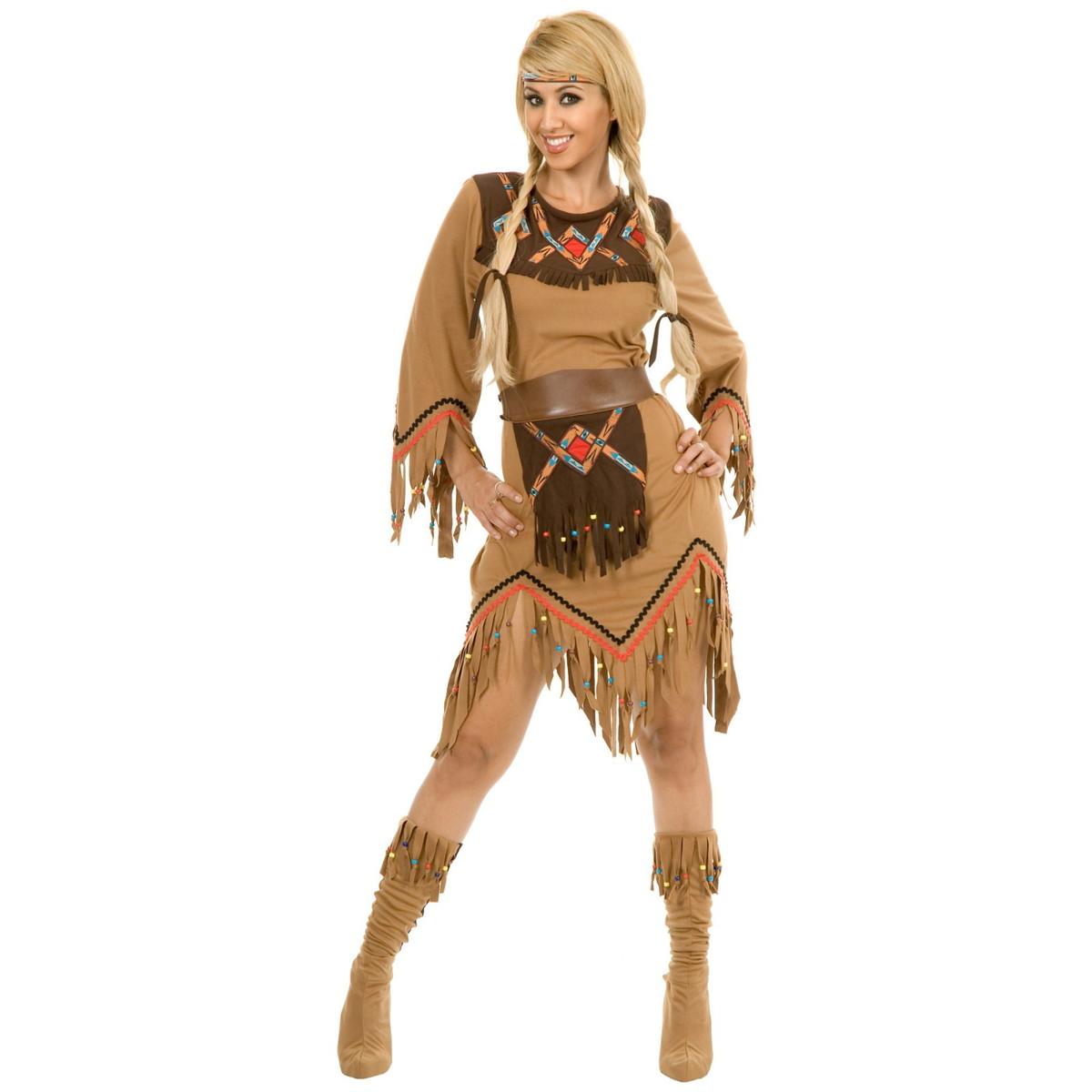 インディアン コスチューム レディース コスプレ衣装 サカヤウェア 女性用