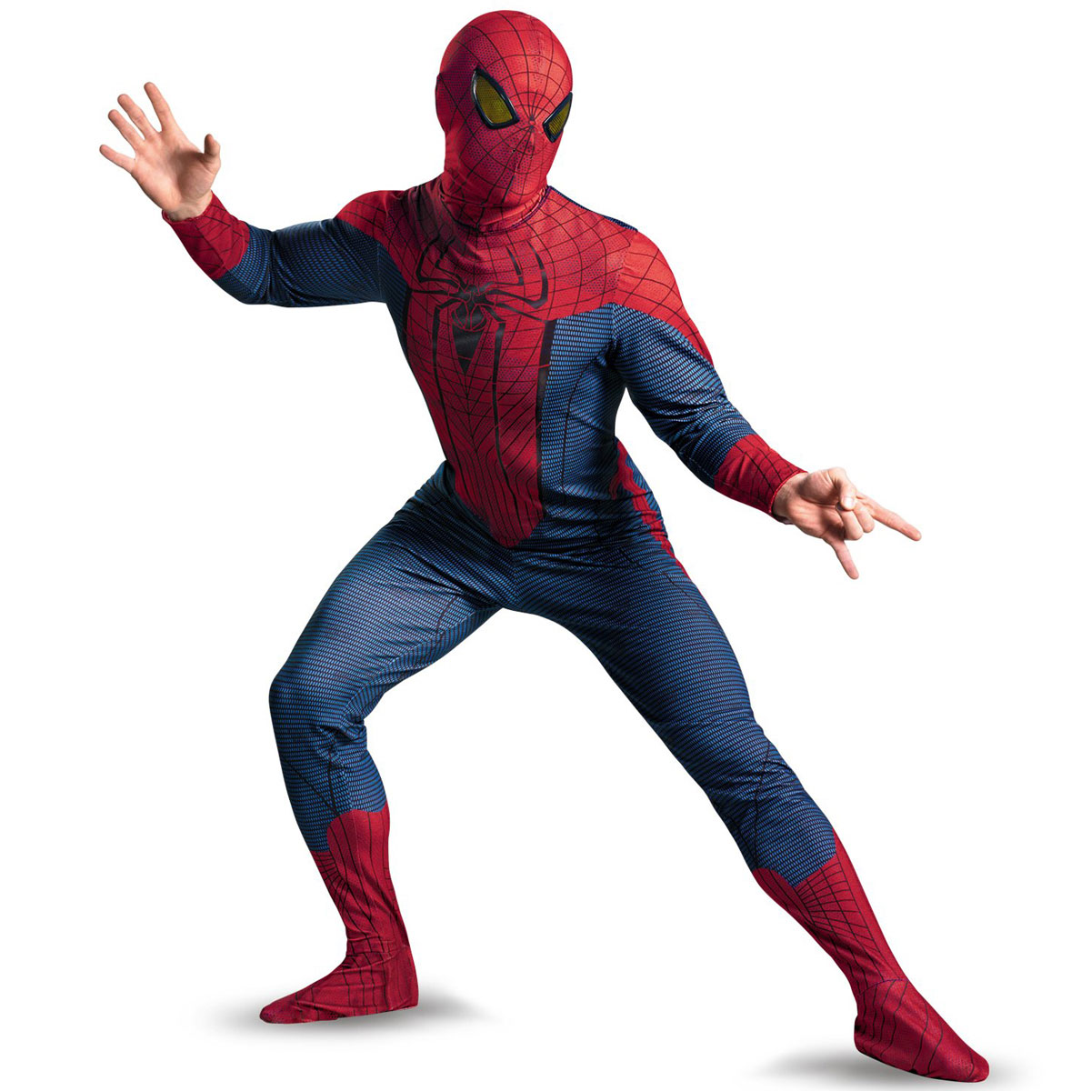 スパイダーマン コスチューム 大人 コスプレ 衣装 スーツ デラックス