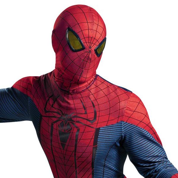 Spider-man costume cosplay Deluxe adult for Amazing Spider-man  sc 1 st  Rakuten & acomes | Rakuten Global Market: Spider-man costume cosplay Deluxe ...