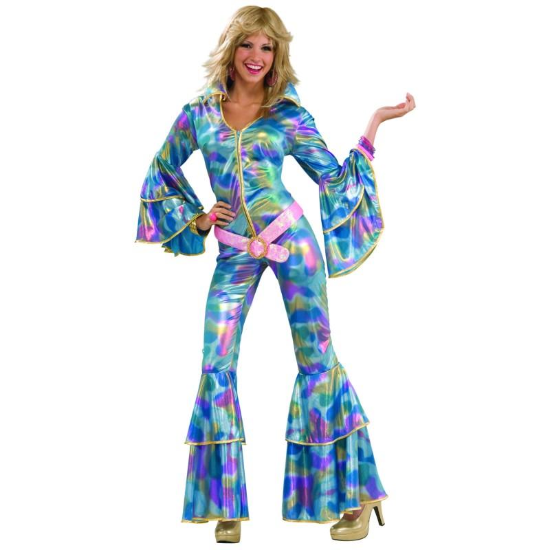 コスプレ 衣装 70's ディスコダンサー 大人用コスチューム サタデーナイトフィーバー