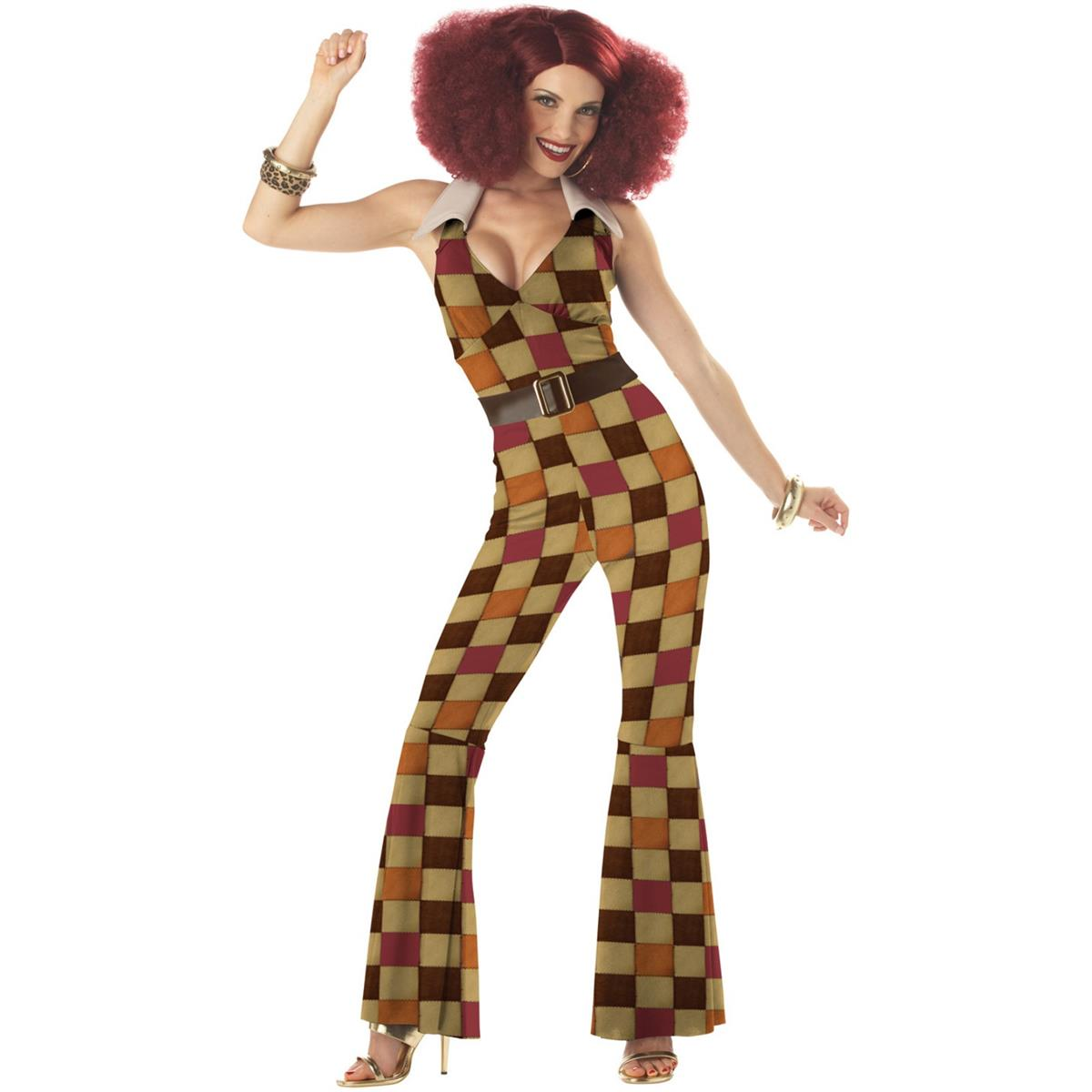 Acomes Costume For Costume Play Clothes 70s 70 S Disco Boogie